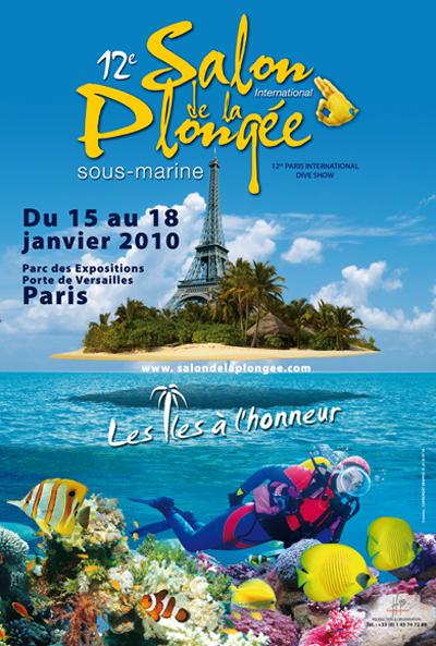 12ème édition du Salon de la Plongée Sous-Marine2010