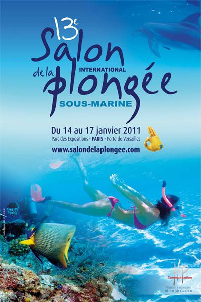 13ème édition du Salon de la Plongée Sous-Marine2011