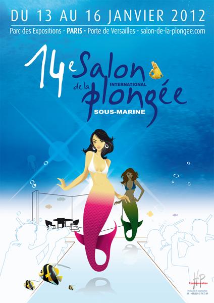 14ème édition du Salon de la Plongée Sous-Marine2012